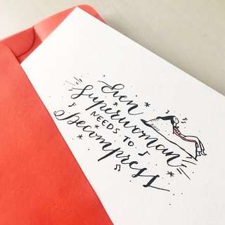 Customised writings for your quotes or wishes!