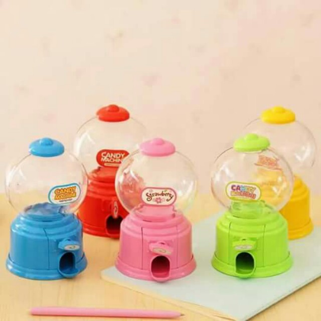 2 in 1 Candy Machine and Coin Bank
