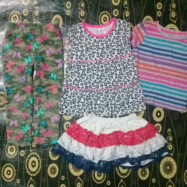 4 years Girl/Todler clothes set