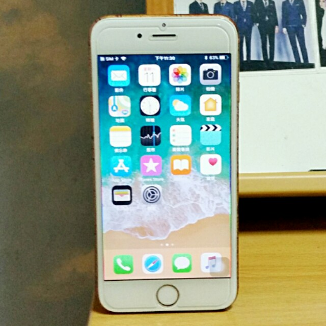 93% New Iphone 6 64G Gold