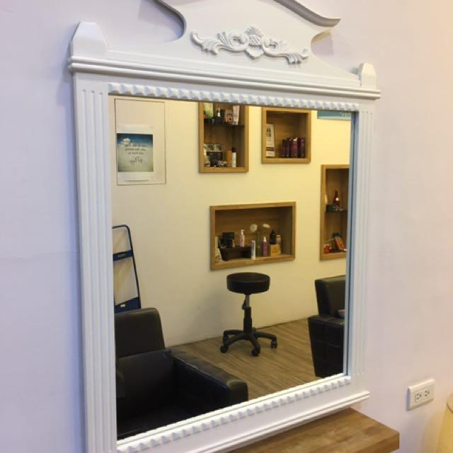 古典鏡 共有五面