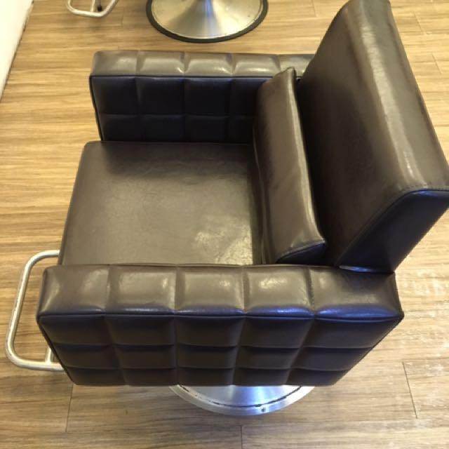 美髮椅 豆腐椅