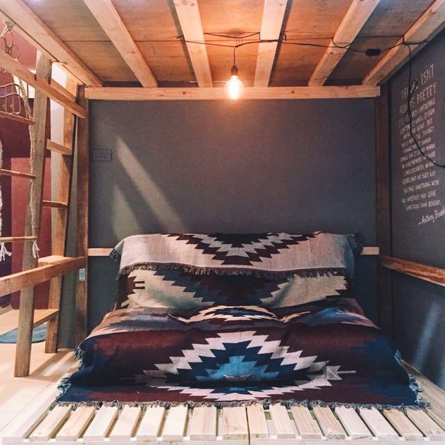 🇺🇸 美式休閒流蘇沙發巾 野餐巾 毯子