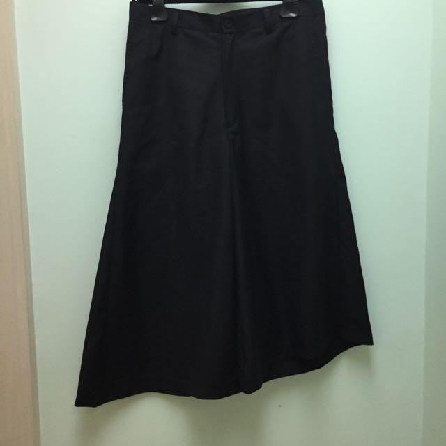 暗黑 不對稱褲裙 Rick Owens Drkshdw風格可參考#手滑買太多