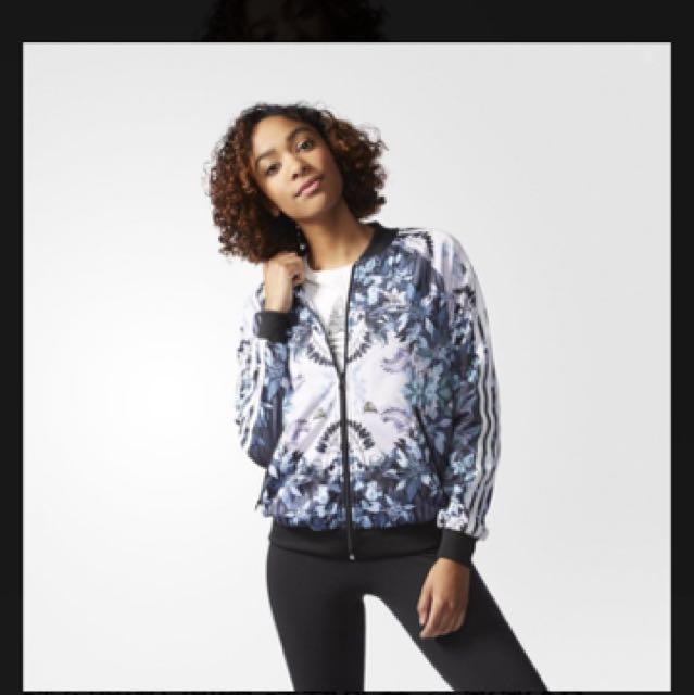 愛迪達 adidas  original 浪漫森林外套 范冰冰 #含運最划算#手滑買太多