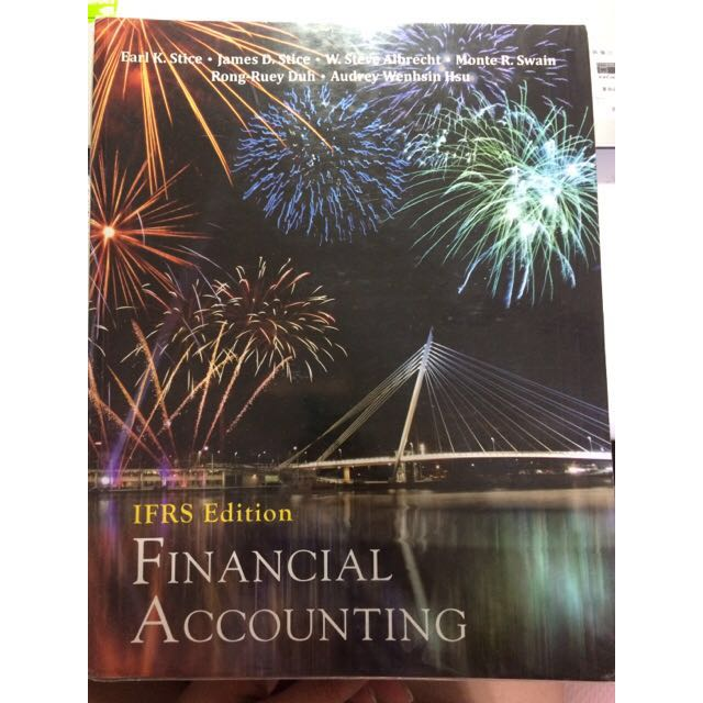 初會 Financial Accounting (IFRS Edition)