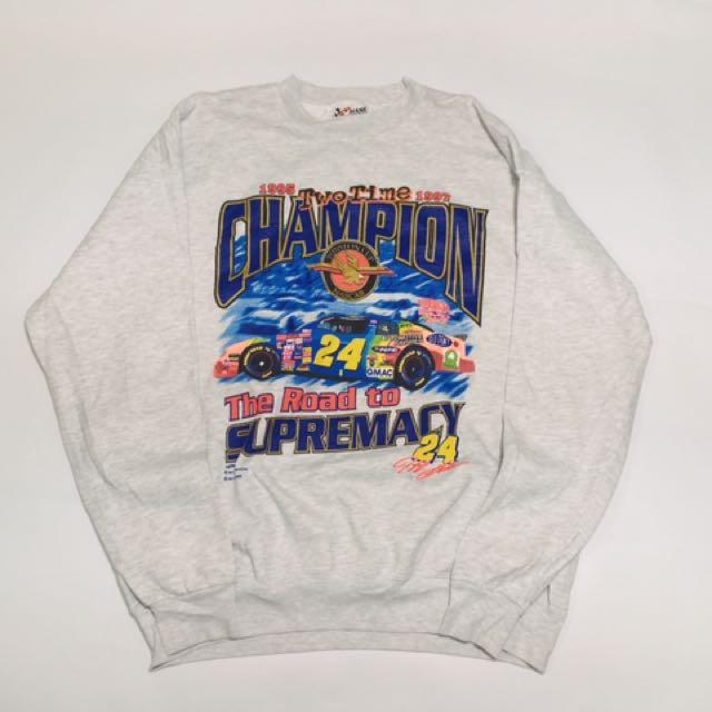 古着美式大學踢  Sweatshirt TOM&MAO湯姆貓古著