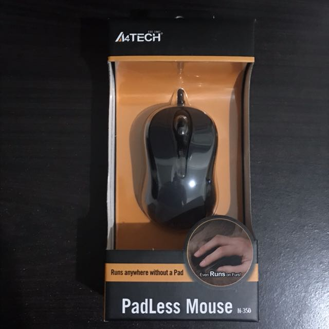 A4Tech Padless Mouse Brand New Brand New