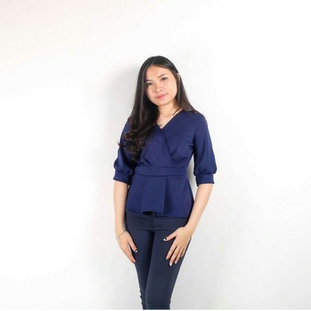 Acely Blouse