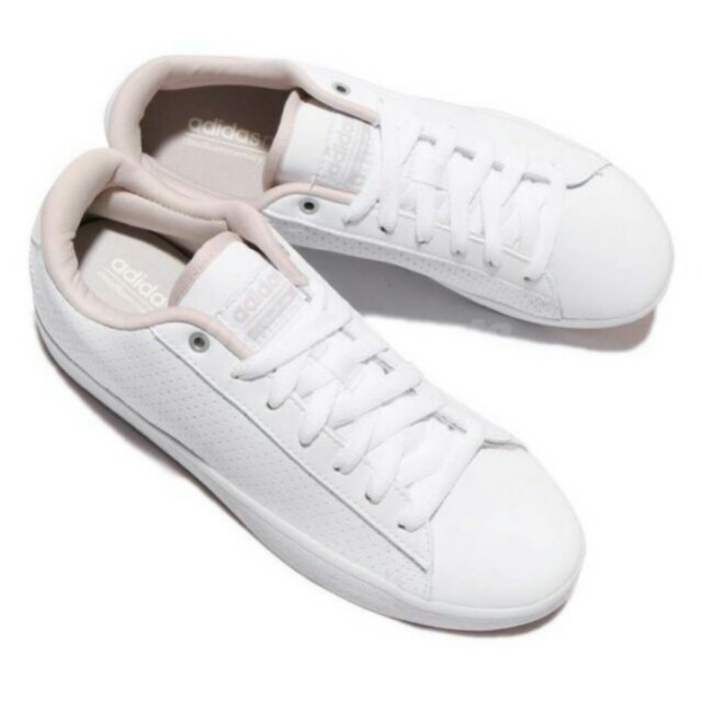 ADIDAS white sneakers CF DAILY QT CL W