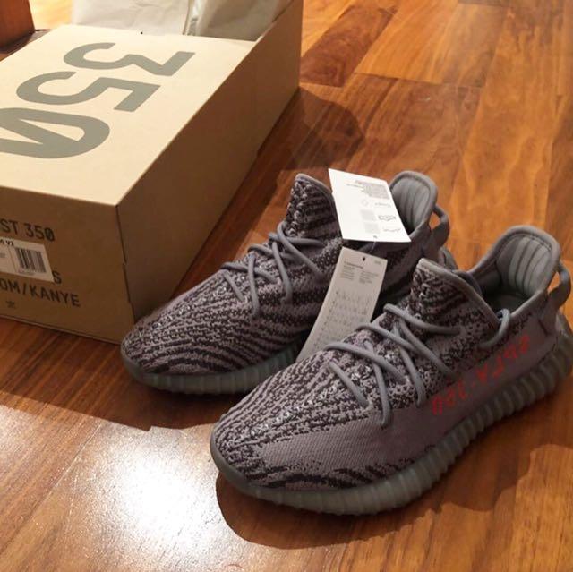 Adidas yeezy beluga 2.0 size US 10