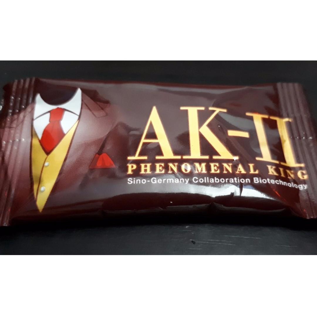 AK-II Phenomenal King AK2 Supplement for Men like M-UP & Hamer