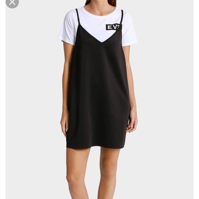 Allabouteve shirt dress