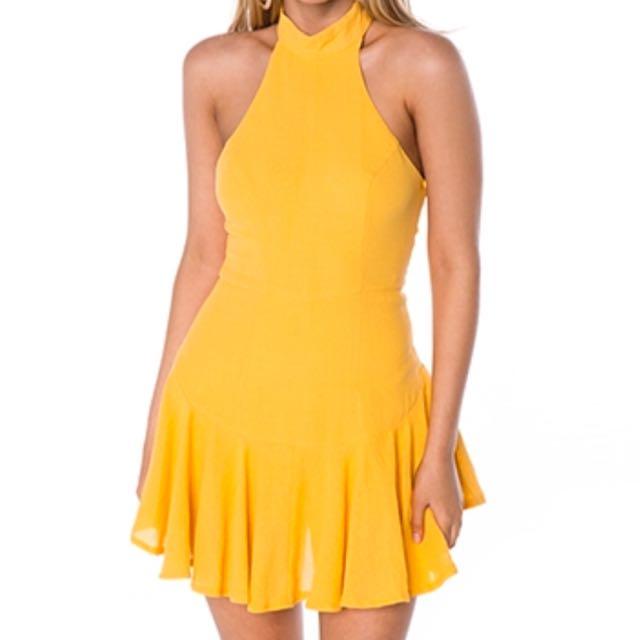 Angel Biba Daffodil Dress
