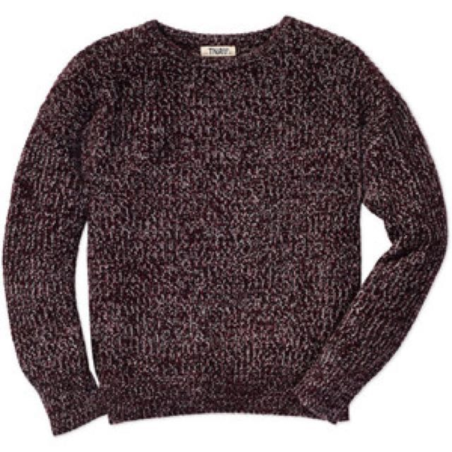 aritzia tna grouse sweater