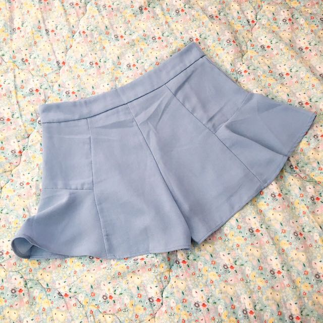 As New Blue Shorts S/8