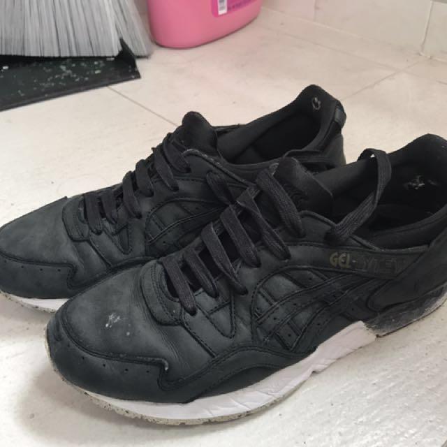 pas cher pour réduction a3872 70887 Asics gel style v black