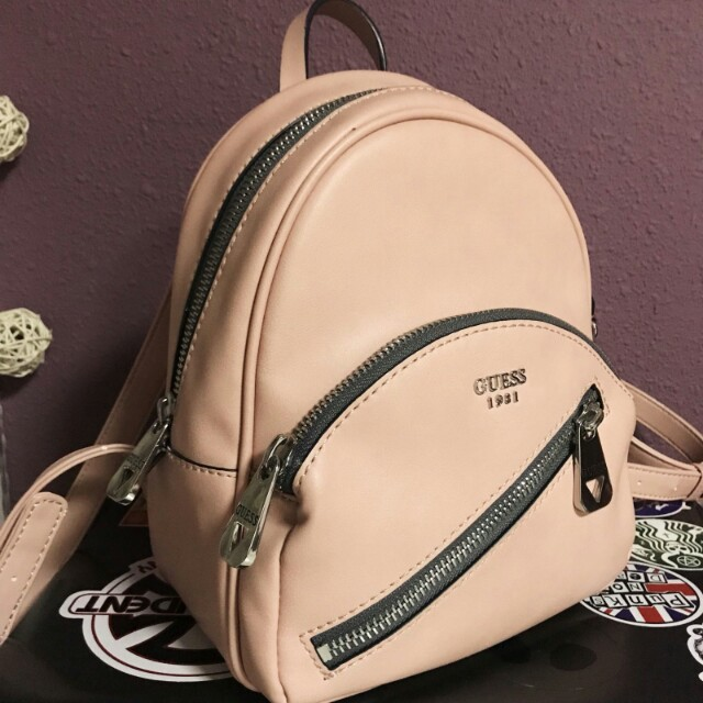 0d94234acf45 Authentic Guess Small Backpack