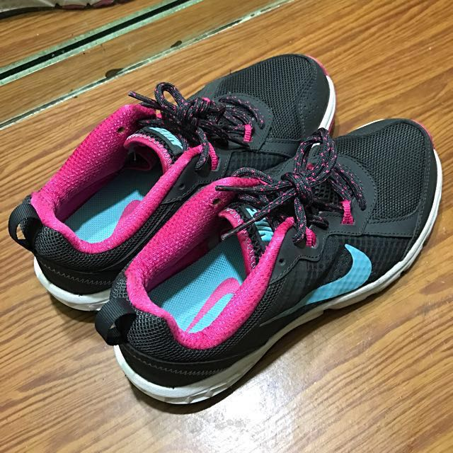 Auth Nike rubber shoes (wild trail) FREE SHPPING
