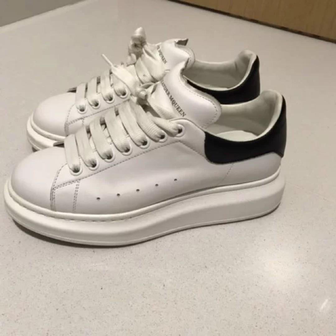 Authentic Alexander McQueen Sneaker, Men's Fashion ...