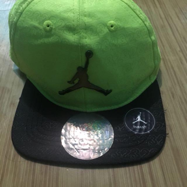 Authentic baby jordan snap back cap f7dd59ccd0d