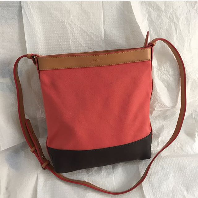 Authentic Bally Sling