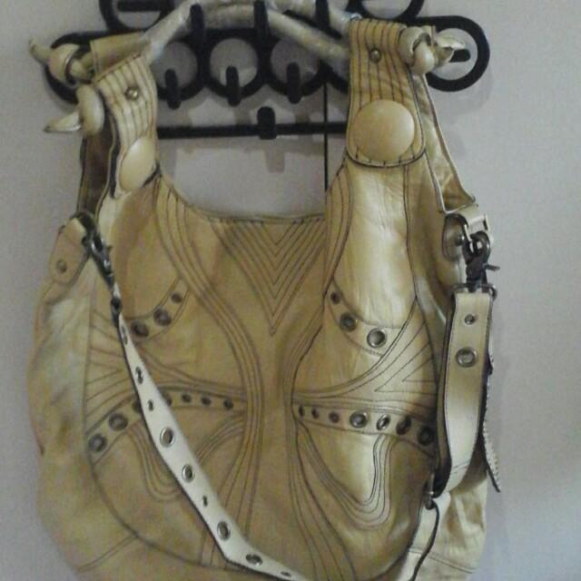 Authentic Betsey Johnson Boho Bag