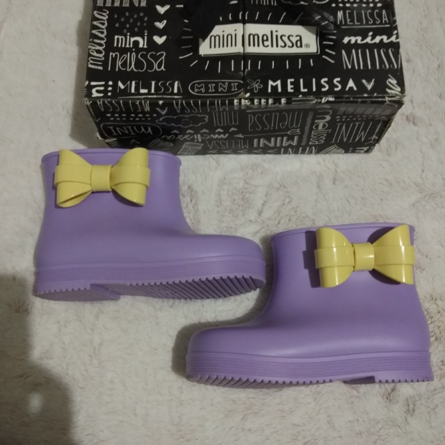 Authentic Mini Mel Boots