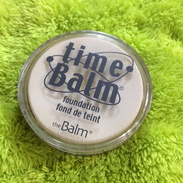 Authentic The Balm Foundation