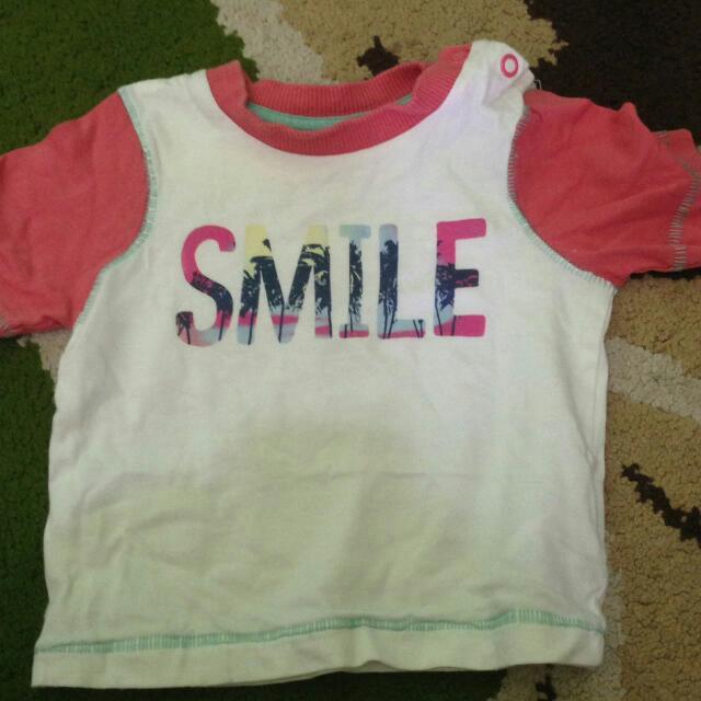 baju mothercare smile