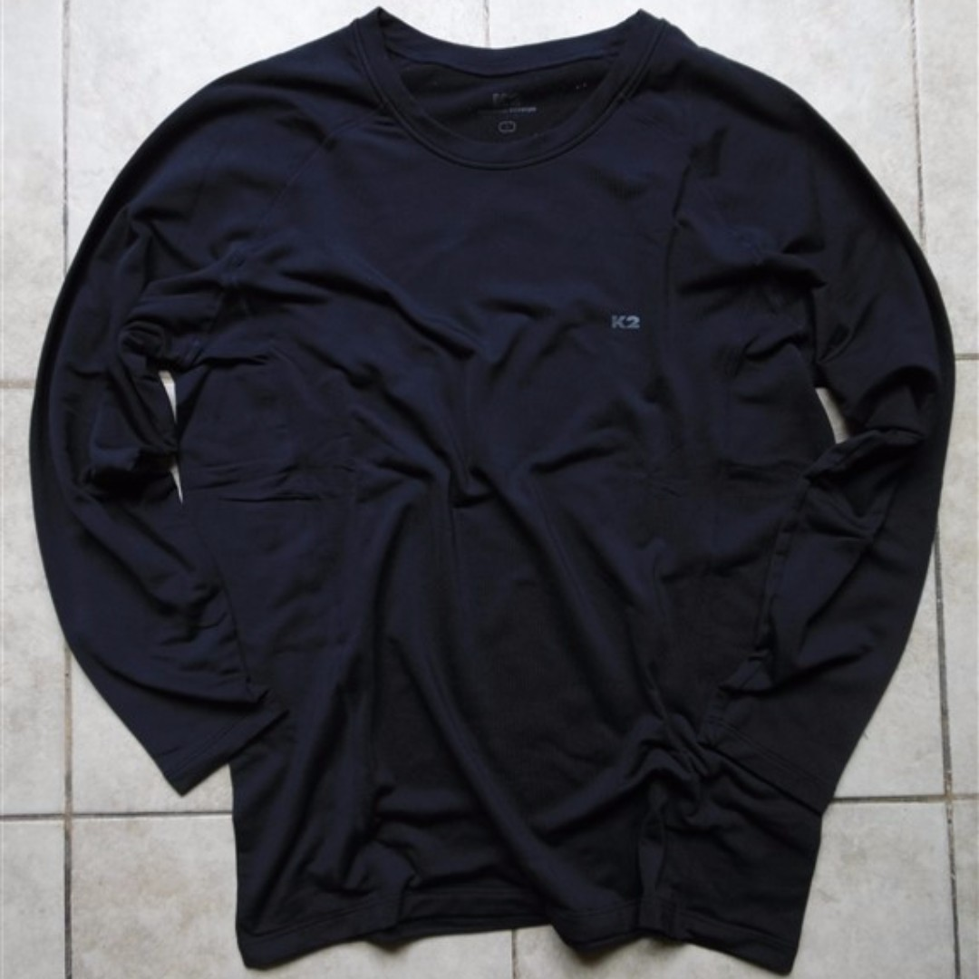 Baselayer Hiking K2 Technical Outdoor stretch quickdry