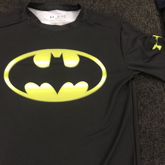 19c41db866ab2 Batman under armour tights, Men's Fashion, Clothes on Carousell