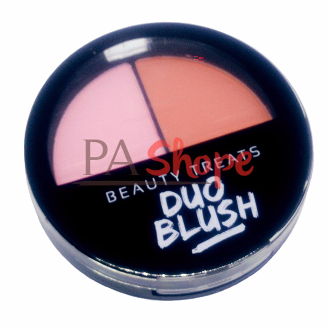 Beauty Treats Duo Blush 01