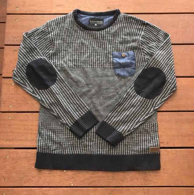 Billabong wooden jumper