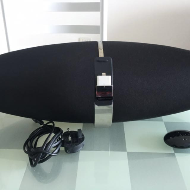 Bowers And Wilkins Zeppelin Air Electronics Audio On Carousell