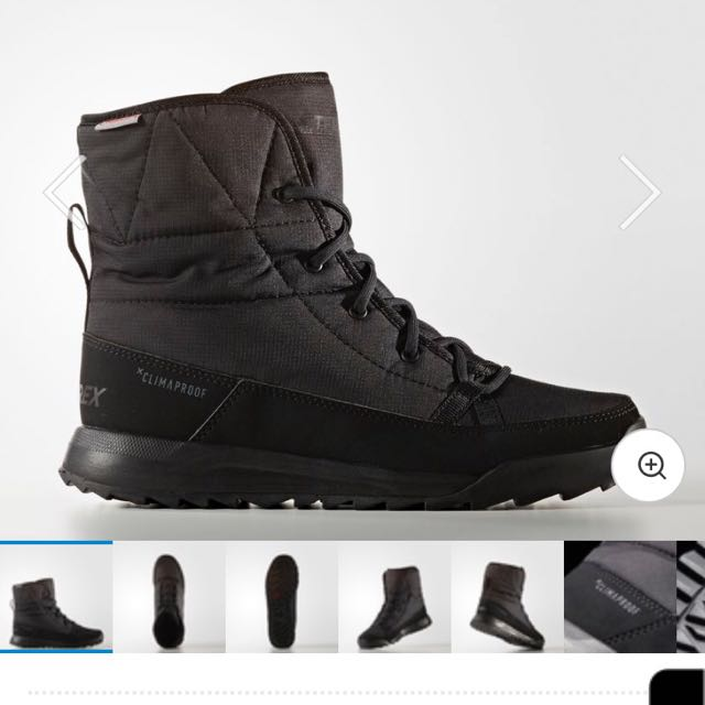 Brand new Adidas Climaproof Winter Boots