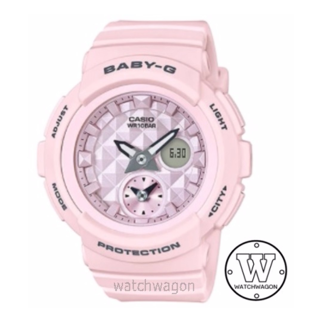 Brand New Casio Baby G Bga 190be 4a 190 Womens Ba 112 Fashion Watches On Carousell