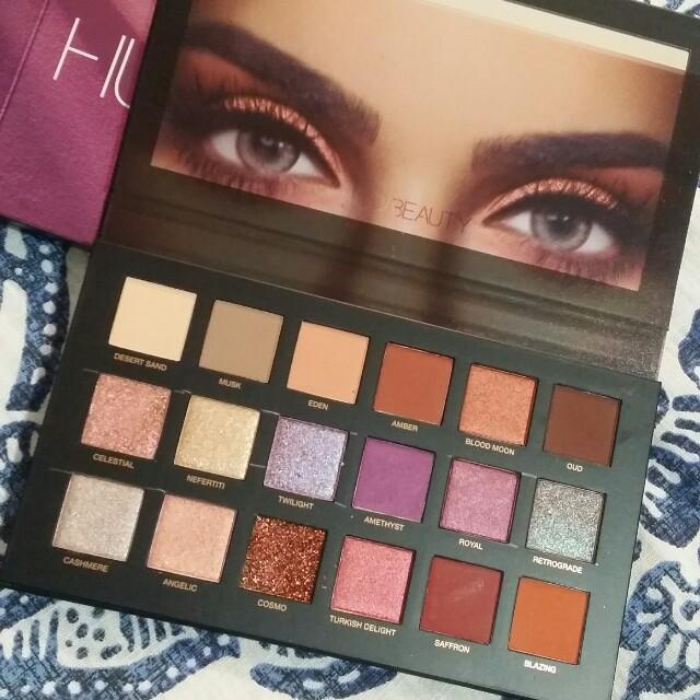 Brand NEW HUDA Beauty Palette