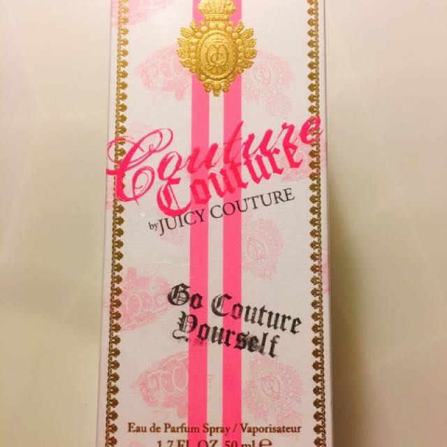 Brand New Juicy Couture Perfume