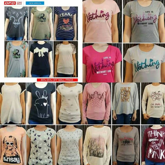 BRANDED CLOTHES
