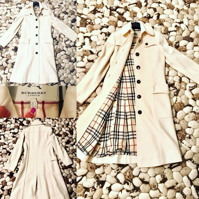 Burberry one of a kind Coat!