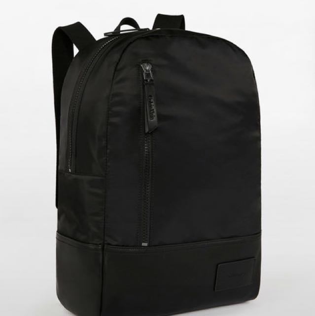 2a0727751 Calvin Klein Volume Campus Backpack, Luxury, Bags & Wallets on Carousell
