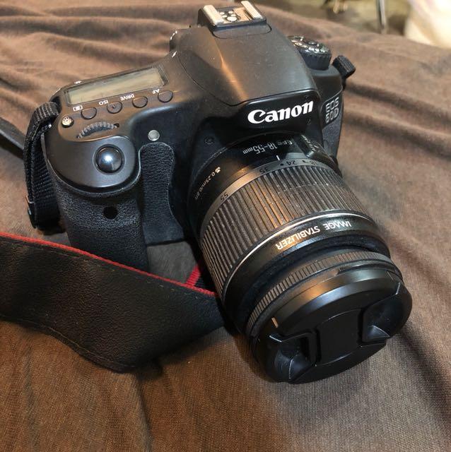 Canon60D 18-55mm鏡