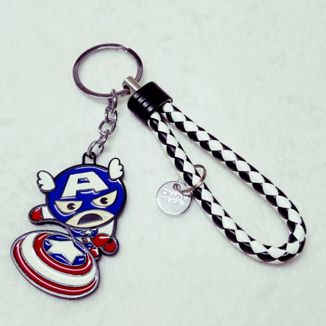 Captain America Funko Key Chain, Free MM Shipping