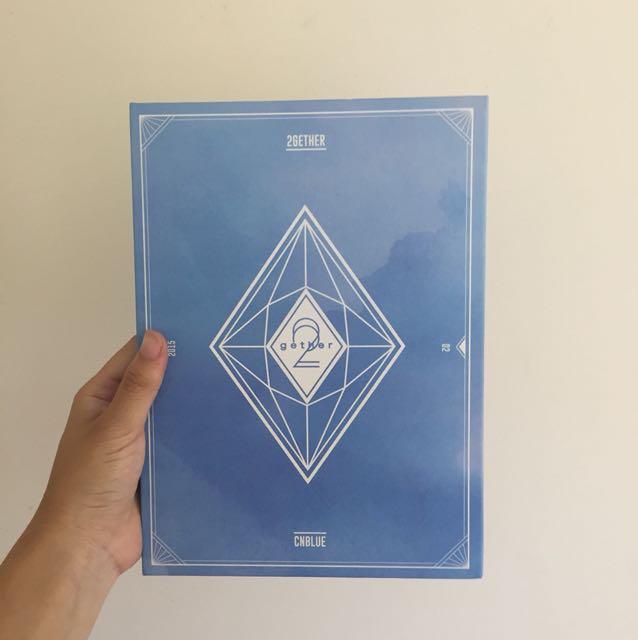 CNBLUE Vol. 2 - 2gether (Version B)