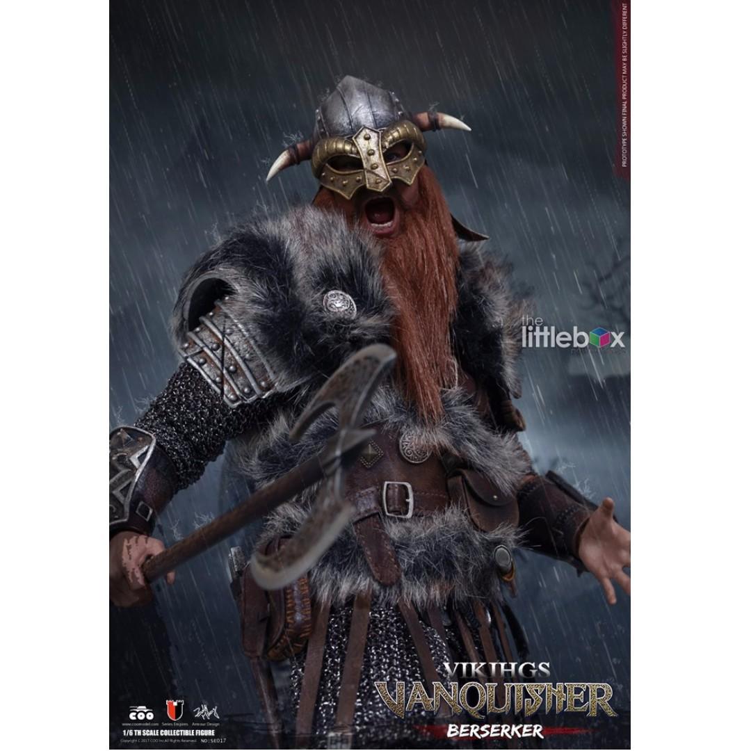 Berserker Fur Girdle 1//6 scale Toy Viking Vanquisher