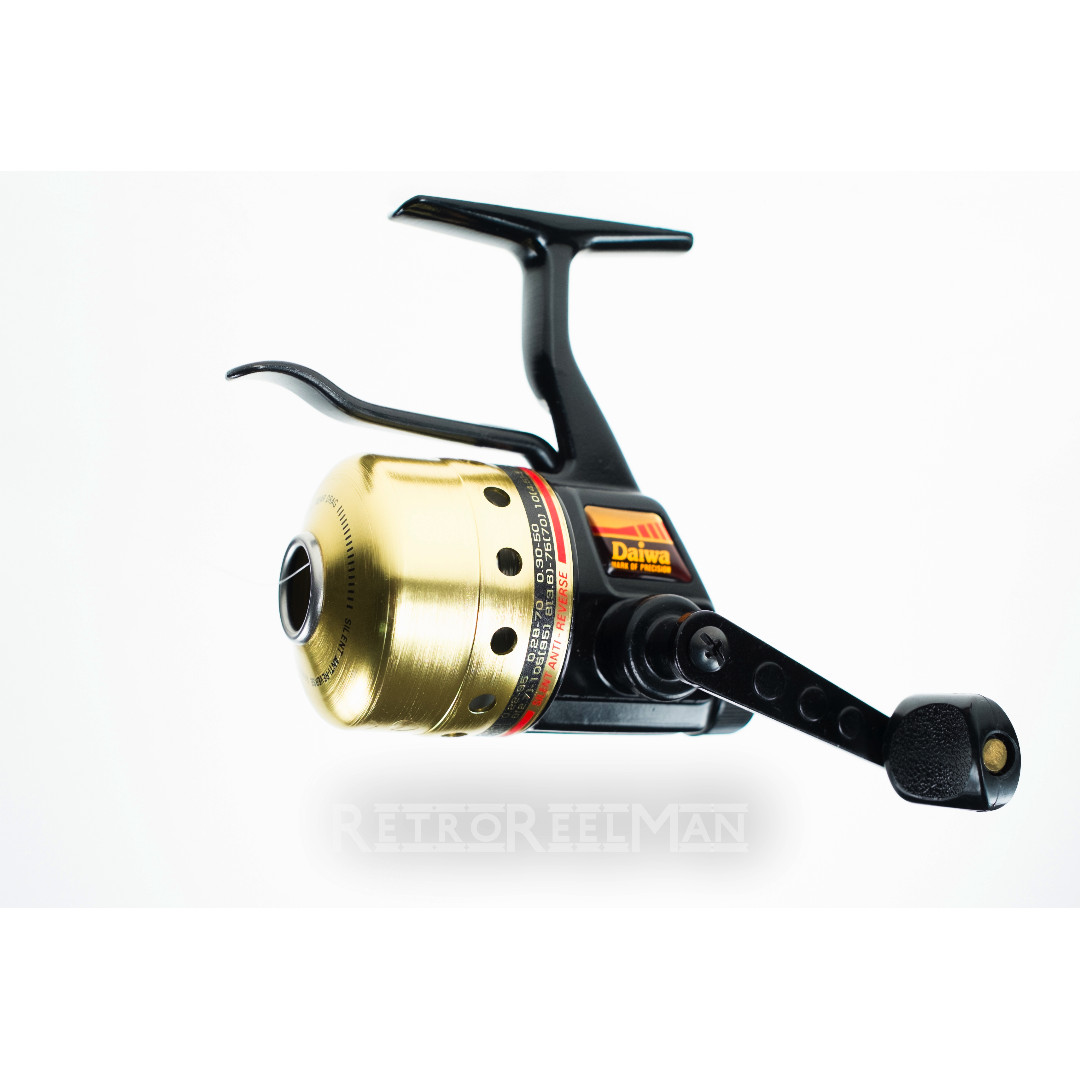73687d069ff DAIWA Underspin US.80X Fishing Reel Made in KOREA, Sports, Other on  Carousell