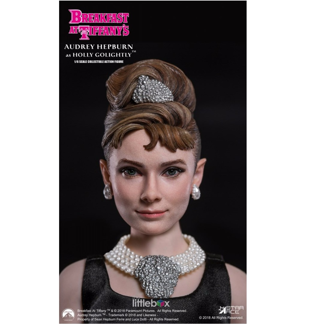 Star Ace Toys 1//6 SA0050 SA0051 Audrey Hepburn Holly Golightly Action Figure