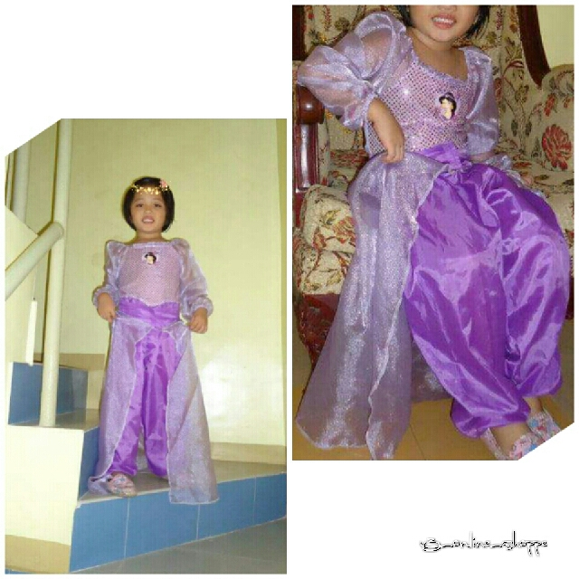 Disney Princess | Princess Jasmine Girls Costume