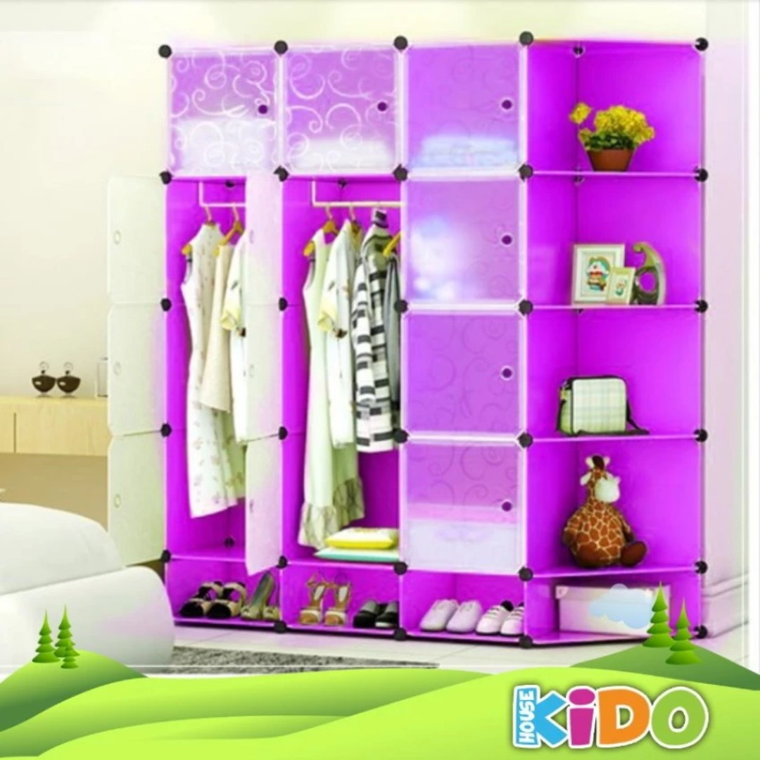 DIY Cube Wardrobe P20CS 20C